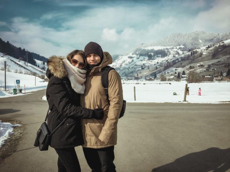 Cestování po Švýcarsku