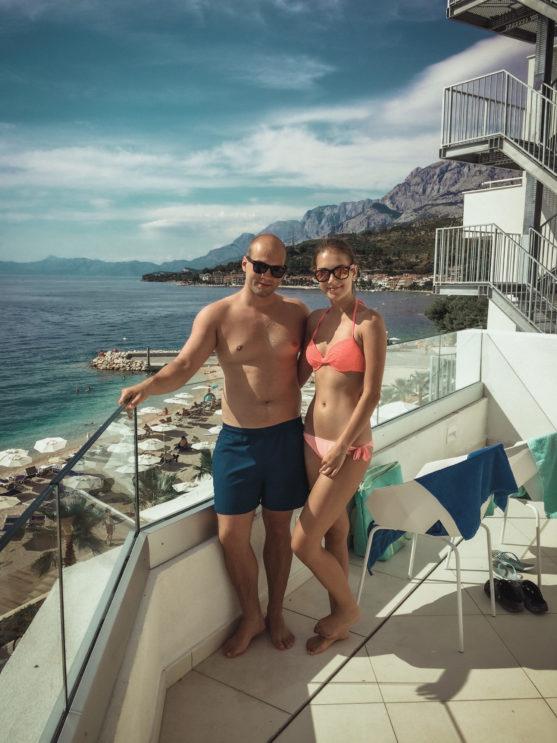 Aupair couple na cestě Chorvatskem