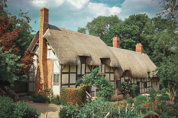 dům od William Shakespeare