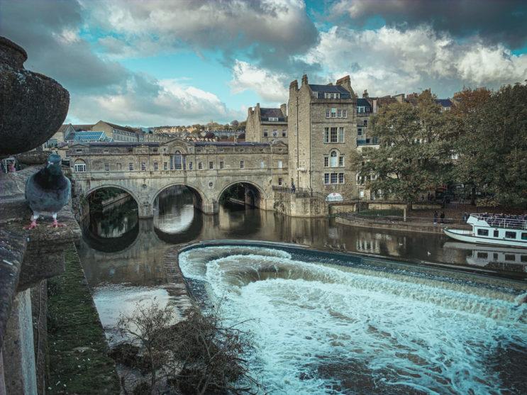 The Roman Baths/ Bath