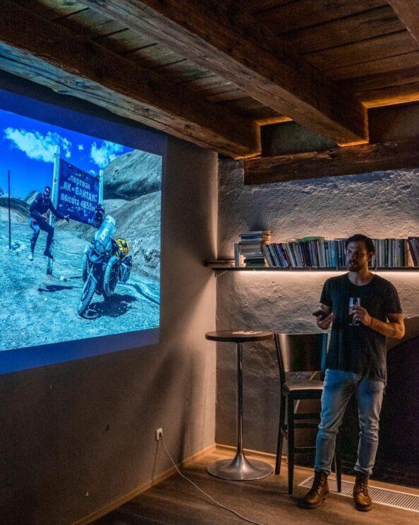 Přednáška Ondry Vlka - na cestě Ruskem